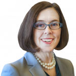 Photo for Oregon Governor Kate Brown (D)